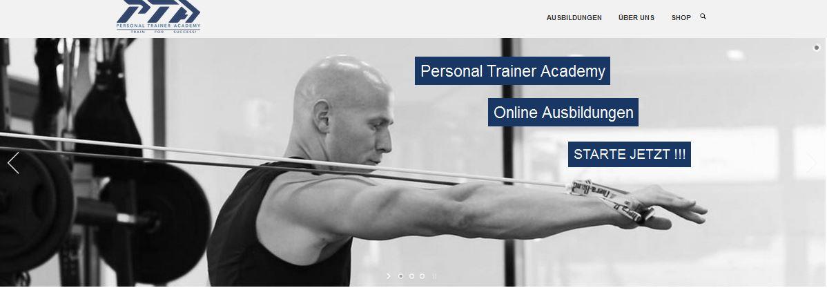 Neu: Personal Trainer Academy
