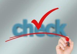 Checkliste Fernstudium