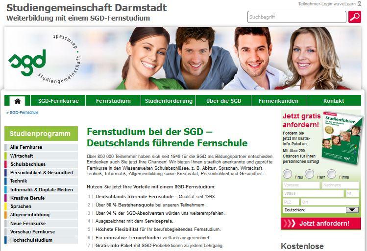 Bewertungen SGD