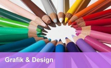 Grafik und Design berufsbegleitend studieren