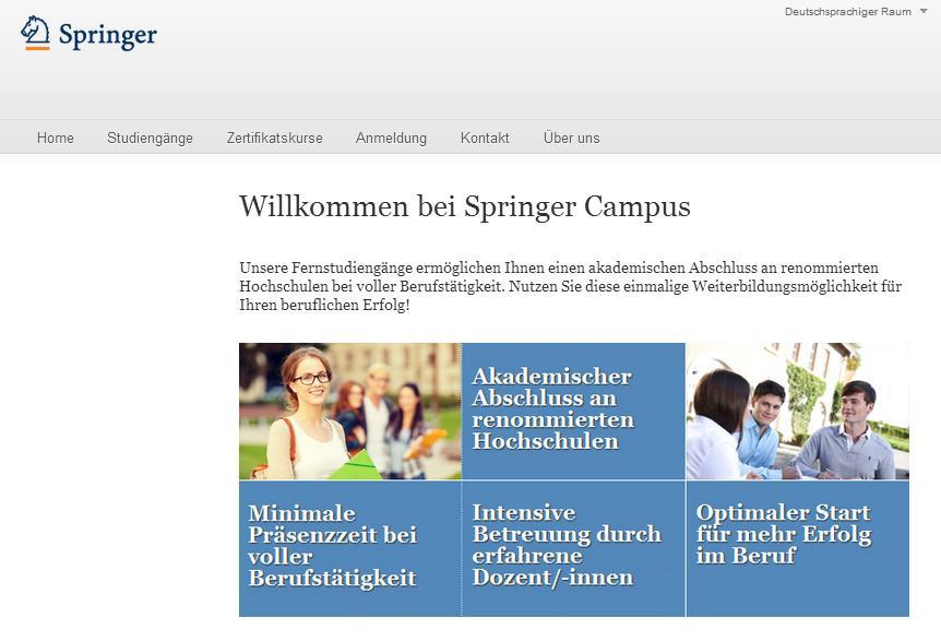 Bewertungen Springer Campus