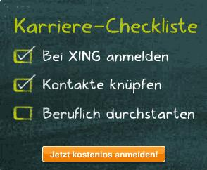 Xing als Netzwerktool für Studenten